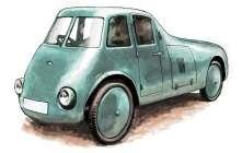 built persu automobile 3ds