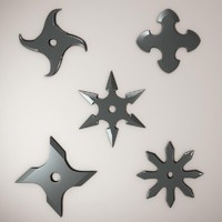 Shurikens (collection)