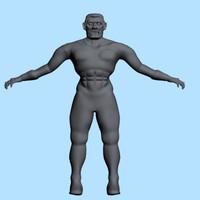 model knight a.max