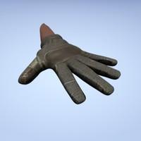 3ds max gloves