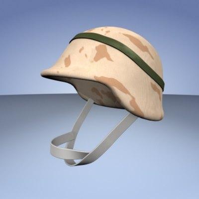 military helmet max