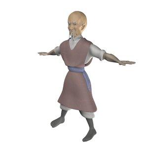 max oriental swordmaster