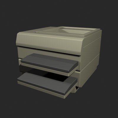 iconic printer 3ds