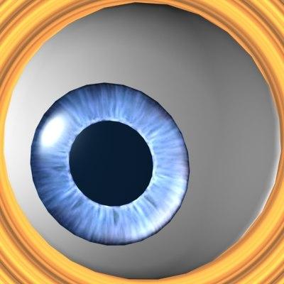 eye eyeball max