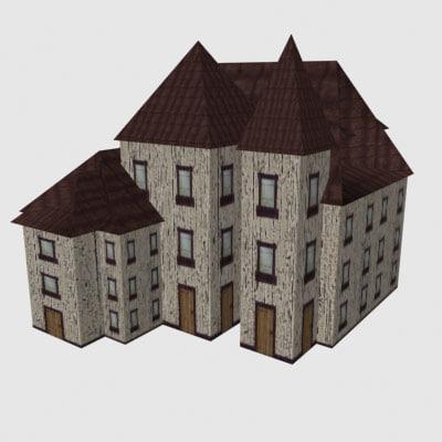 medieval 3d max