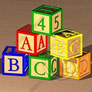 3ds classic baby blocks