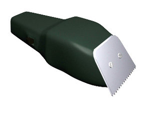 3d hair clippers model