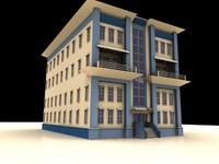 max art deco apartment