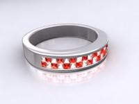 silver ruby diamond ring.zip