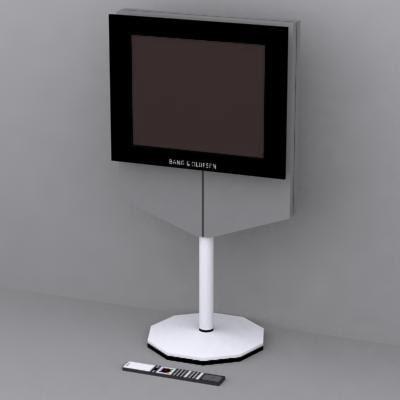 3d bang beovision 1 television model