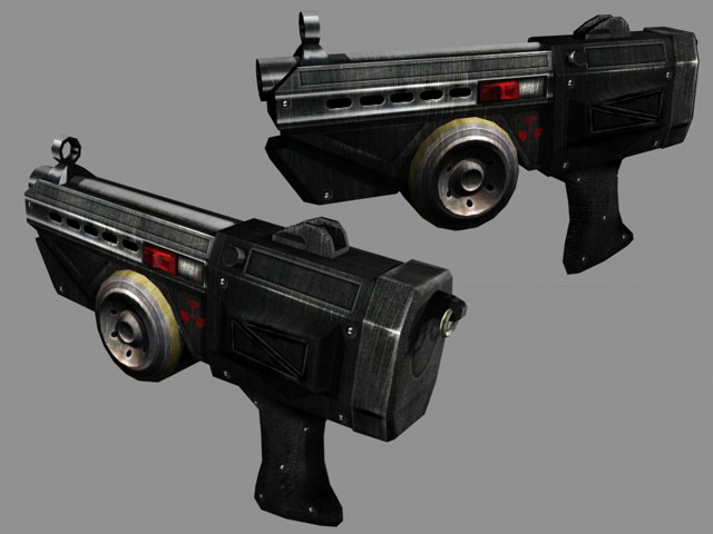 fiction weapon max