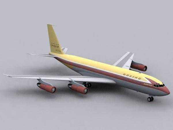 lightwave dash 80 b aircraft plane
