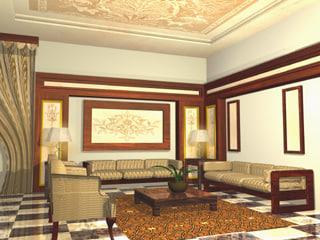 room interior max free