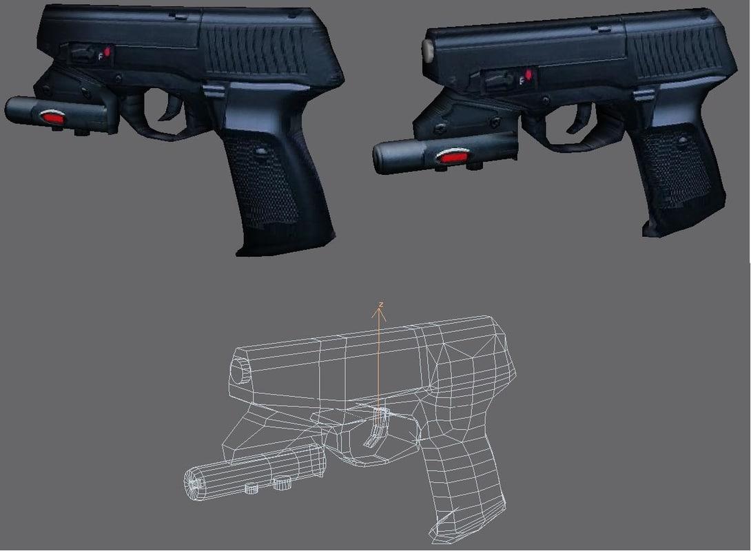 pistol laser sight max free