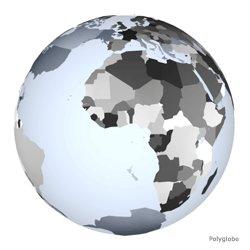 max country globe