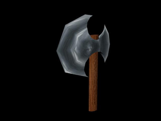 free 3ds mode axe cut