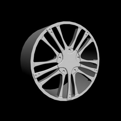 3ds max xtremeimport rim tuned
