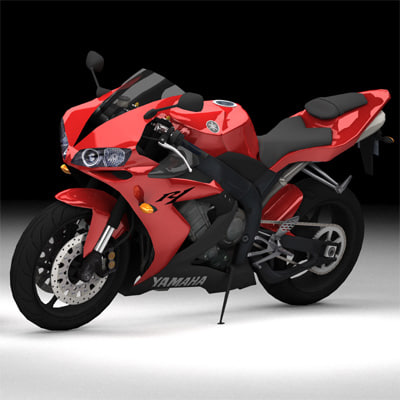 Yamaha YZF-R1 Super Bike - 2004