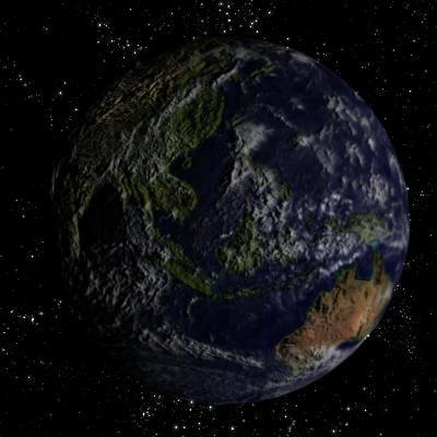 maya planet earth