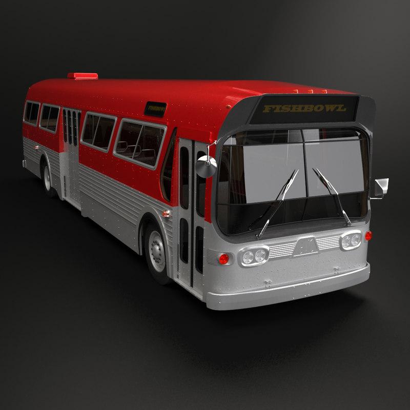 scene 3d model