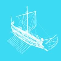 roman ship 3ds