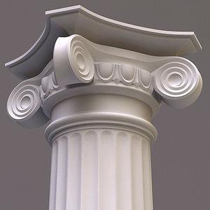 max column doric order