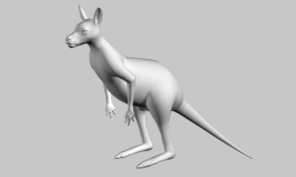 maya kangaroo
