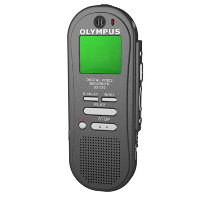 3d model voice recorder olympus