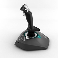 Photorealistic Wingman Attack 2 Joystick
