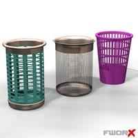 Trash bin001_max.ZIP