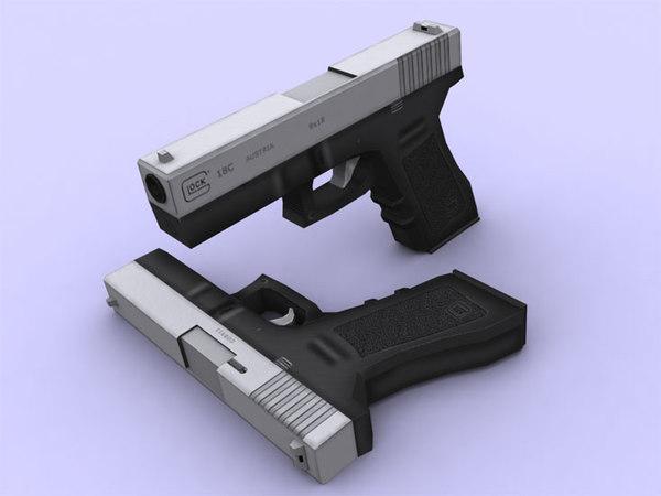 low- glock 18c