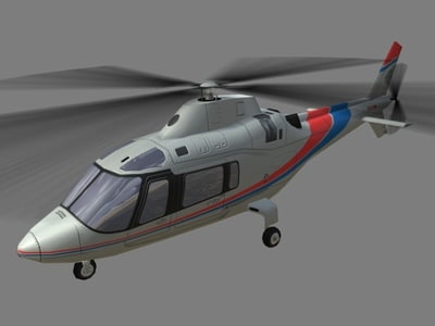 gmax agusta helicopter