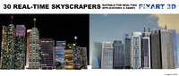 30 Skyscrapers Collection.zip