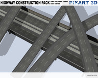 Highway Construction Pack.zip