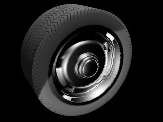tire rims 3ds free