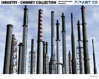 Industry - Chimney Collection.zip