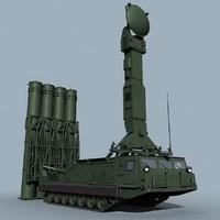 SA-12a/23a Gladiator TELAR