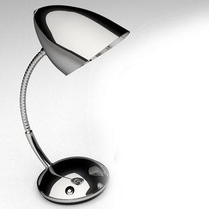 3d desklamp desk lamp model