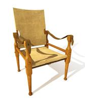 3d max colonial chair