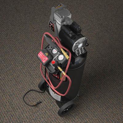 lightwave air compressor