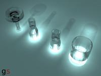 necksmasher glass 3d 3ds