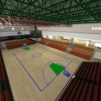 Athletic Court