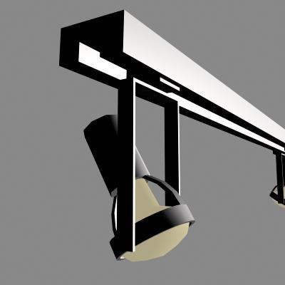 light string 3d 3ds