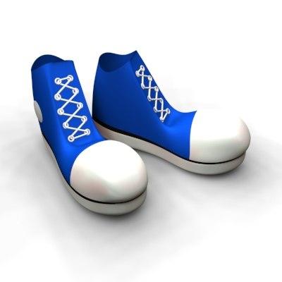 hi-top sneakers max free
