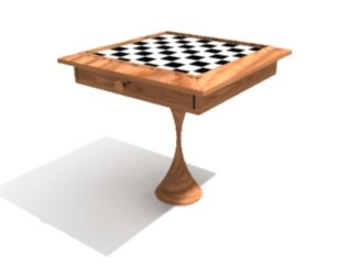 max chess table
