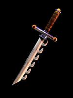poser dagger weapon swords