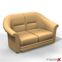 Sofa loveseat050_max.ZIP