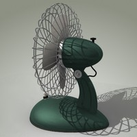 airfan air fan 3d model