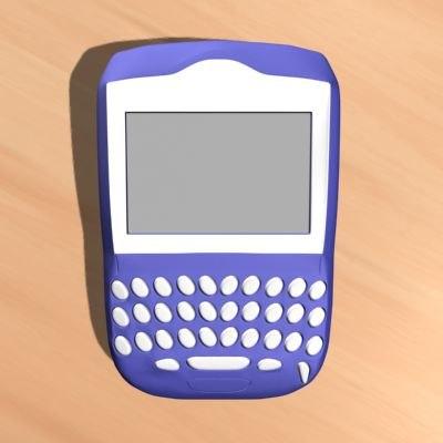 ipaq 3d model