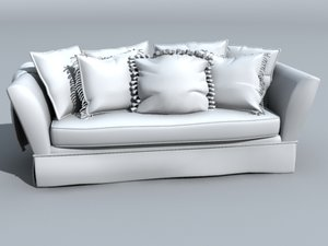 obj couch furniture